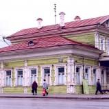 Вологодский архитектурный стиль