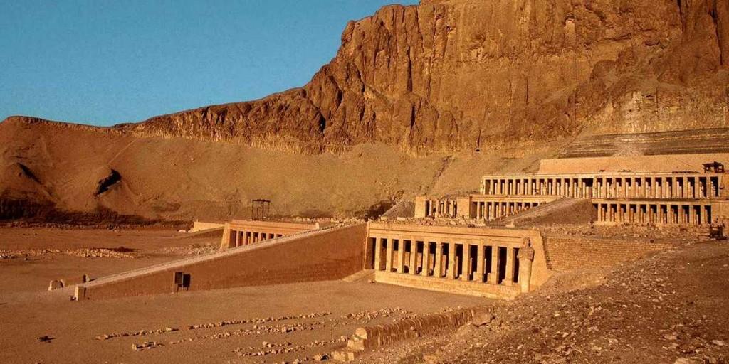 Древнеегипетская архитектура как архитектурный стиль