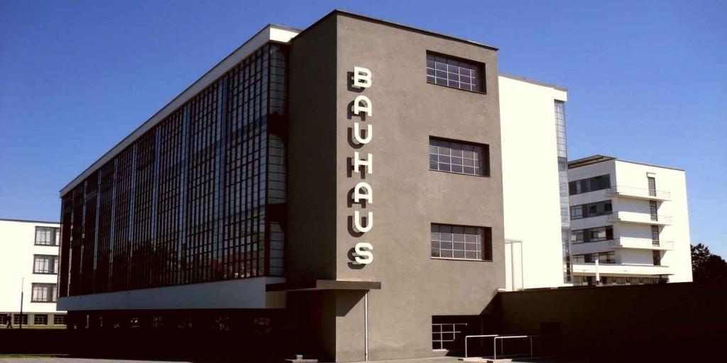 Здание Баухауз