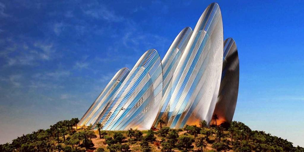 Био-тек - современный архитектурный стиль