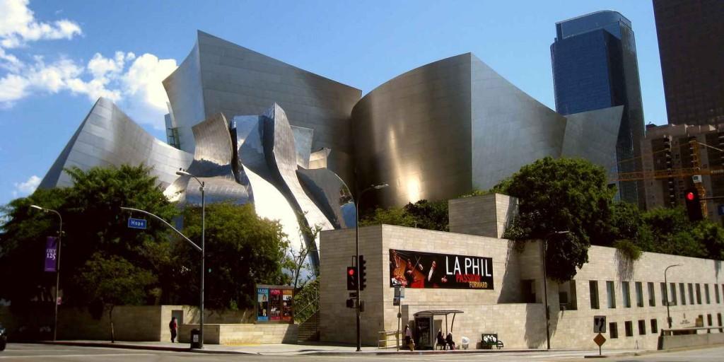 Деконструктивизм - современный архитектурный стиль