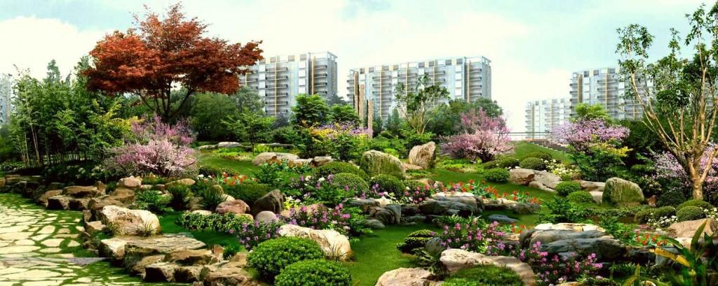 Город-сад, как архитектурный стиль