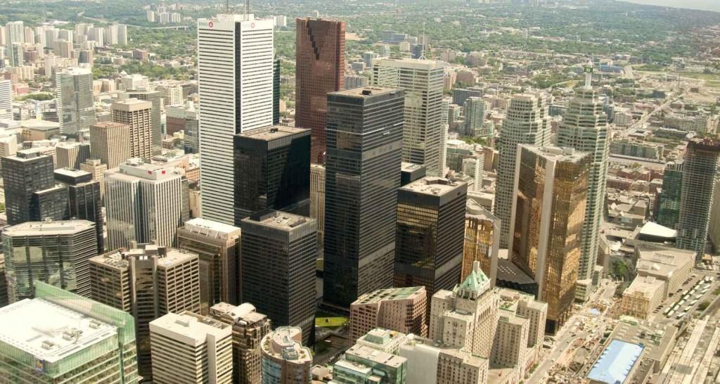Интернациональный стиль в архитектуре небоскребов