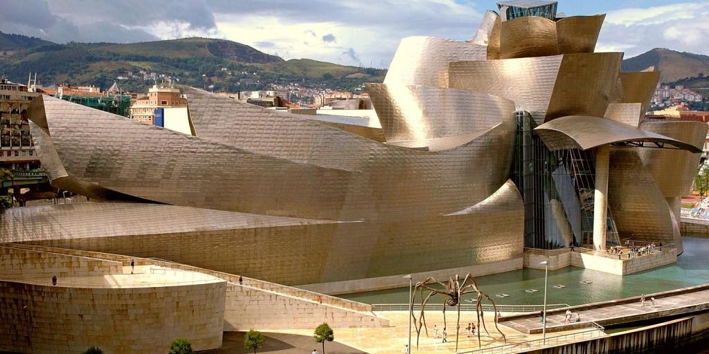 Пример архитектуры постмодернизма
