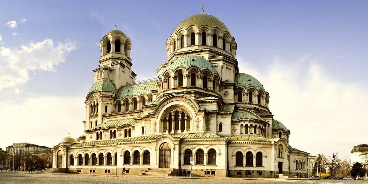 Собор Александра Невского в Софии - яркий пример неовизантийского стиля
