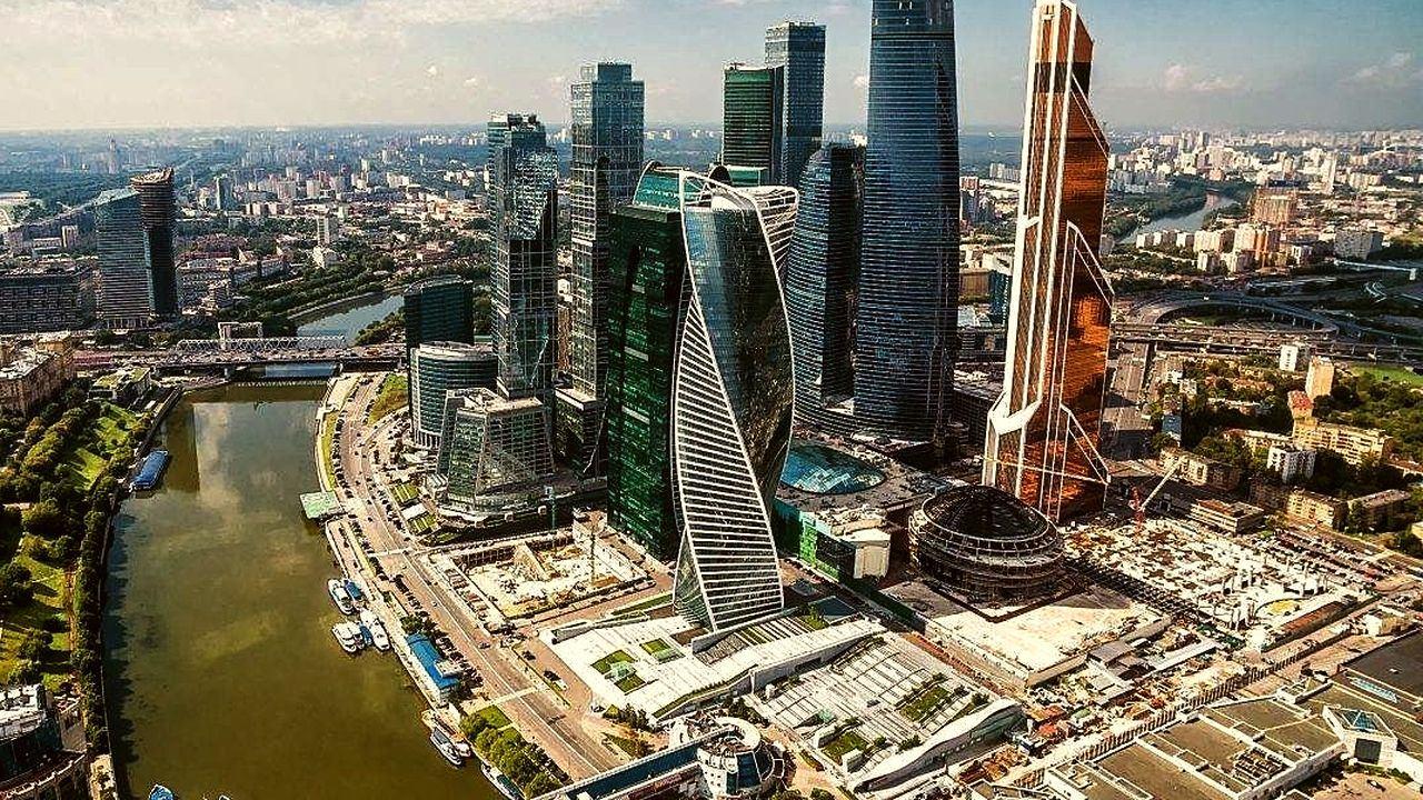 Башня Эволюция в Москве - яркий пример неофутуризма в архитектуре